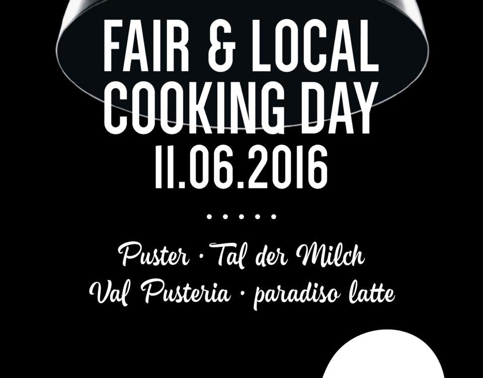 Einladung Invito - fair & local cooking day - 11-06-2016