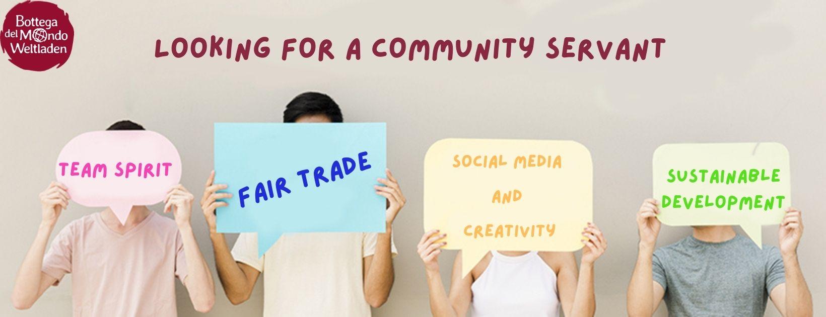 Community servant